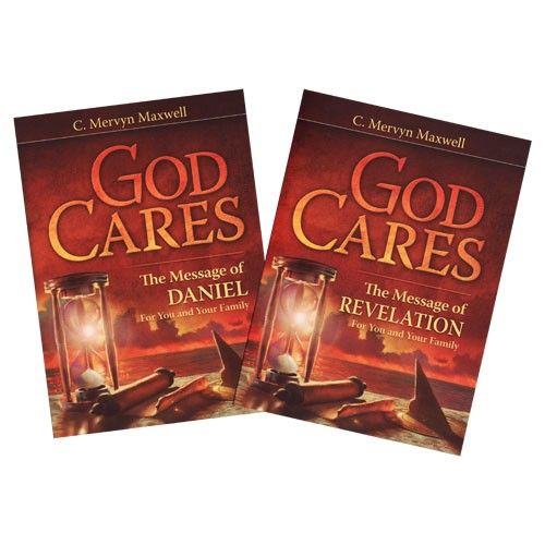 God Cares: Daniel and Revelation (2 Book Set) by Mervyn Maxwell - Books