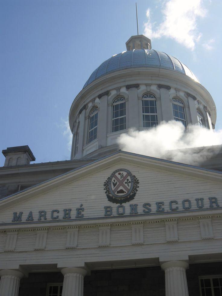 Marché Bon Secours, Montréal