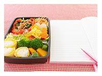 дневник питания с подсчетом калорий позволяет записывать все полученные за день калории, добавлять продукты из таблицы калорийности, создавать свои продукты с указанием порций.