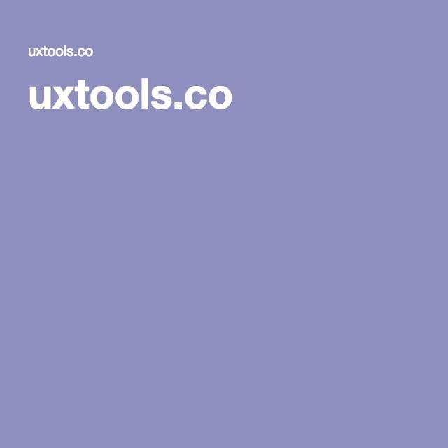 uxtools.co