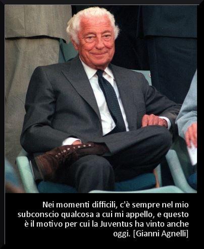 """Per """"Ipse Dixit"""": Gianni Agnelli"""