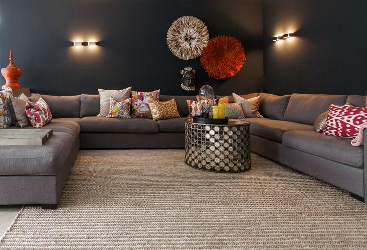 Living room project Amsterdam Zuid. Carpet Limited Edition. © Sonja Velda Fotografie