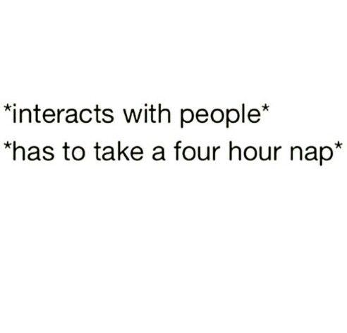 Hahahahahahahahahahahahahahahahahahahahahahahah ...more like sleep for days