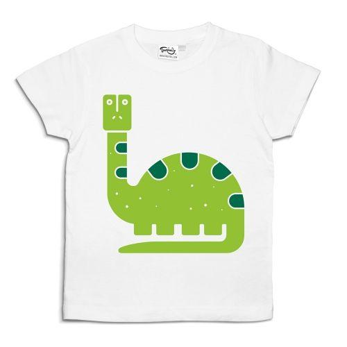 """Camiseta Dinosaurio / niño """"DIPLODOCUS"""""""