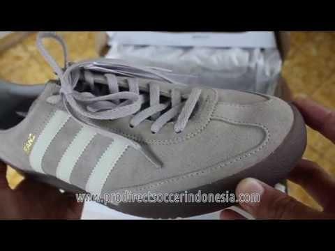 Sepatu Sneakers Adidas Jeans Light Brown BY8961 Original