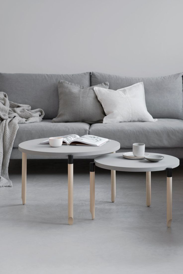 Mobilia design coffee and side tables - Coffee Tables With Legs Like Ballerina Feet Design Milk