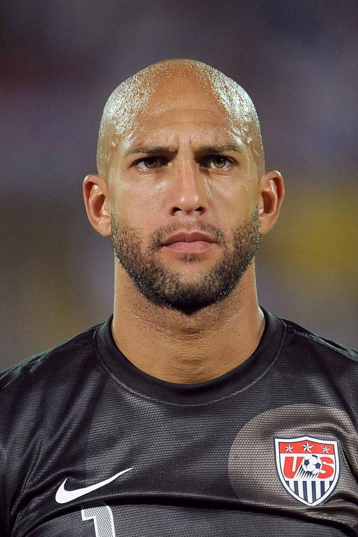Ethnic background of celebrities - Tim Howard