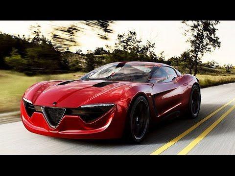 Alfa Romeo 2015 - Test Drive Review Best Sport Cars https://www.youtube.com/watch?v=0M5o49t00I8