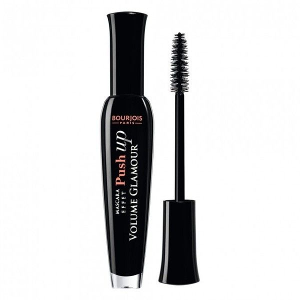 Bourjois Bourjois Volume Glamour Effet Push Up Mascara in 71 Black 6... ❤ liked on Polyvore featuring beauty products, makeup, eye makeup, mascara, bourjois mascara and bourjois