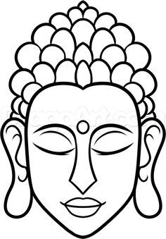 how to draw buddha easy step 7Click the link now to find the center in you with our amazing selections of items ranging from yoga apparel to meditation space decor!