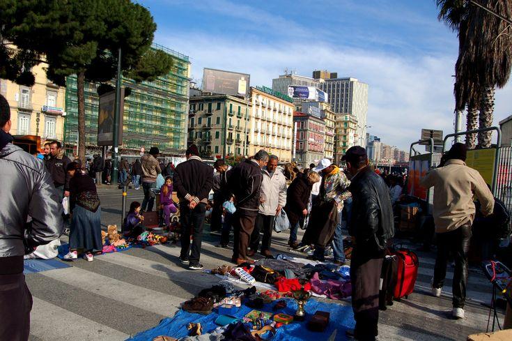 Napoli, albergatore denuncia il degrado: ''La città è invivibile''