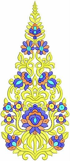 Latest Traditional Summer Patch Designs Collection Of 2014 - Embdesigntube