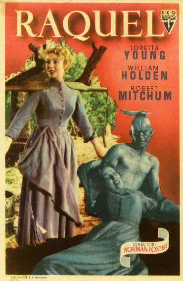 "Raquel (1948) ""Rachel and the Stranger"" de Norman Foster - tt0040720"