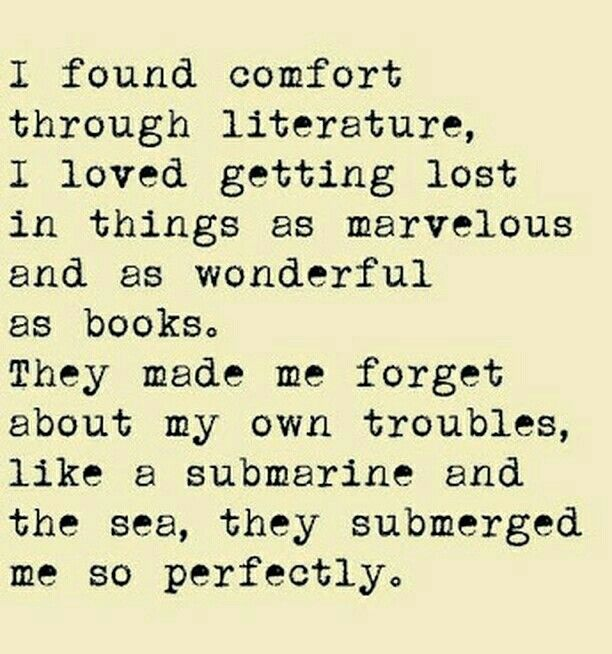 From the time I was a little girl with Ray reading to me, into my adult years.