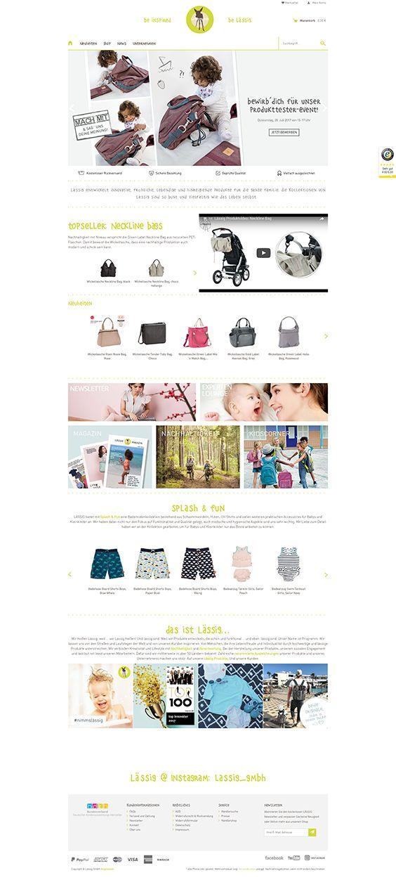 #ShopwareDesign #ShopwareTheme #ShopwareShop #eCommerce #eCommerceSoftware #eCommerceplatform #Onlineshop #Children #Baby #Kids #kidsfashion #fashionforbabies #lässigfashion