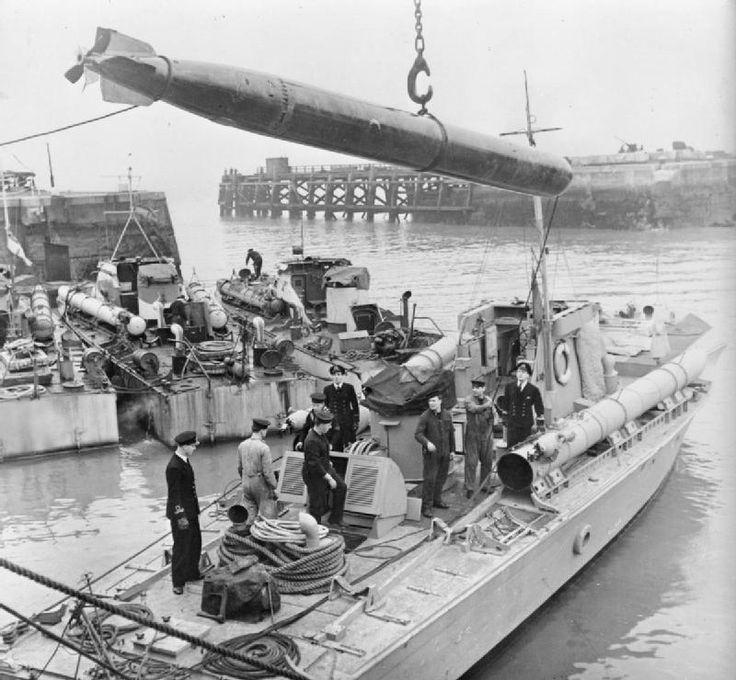 British Motor Torpedo Boats 1943 Warships Pinterest