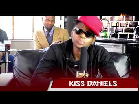 Kiss Daniel talks new album & more with MKTVliveUK [VIDEO]
