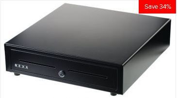 . The main feature of this kind of storage device is that it has three position key lock system. It also has the provision of an emergency opening of the lock.  These are available in both serial and USB interface. It is an electronic device and is connected to other components of the point of sale system