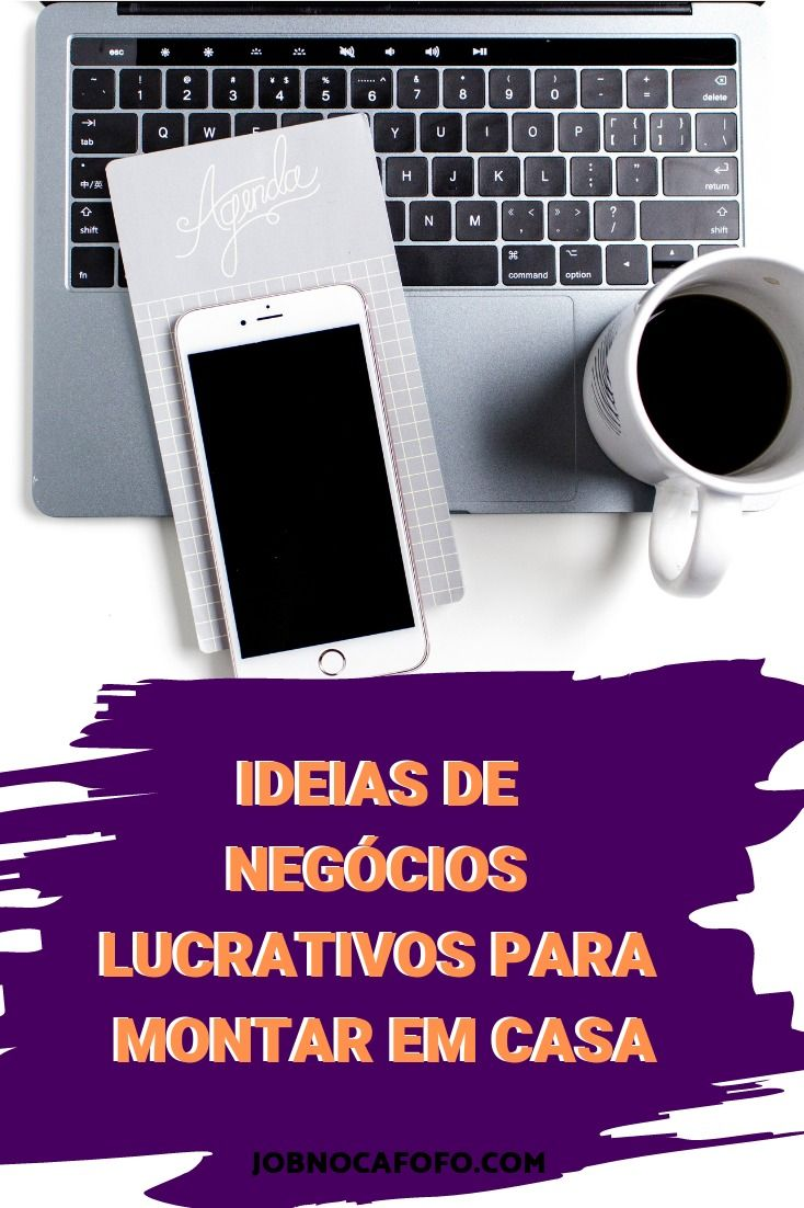 5 Ideias De Negocios Com Pouco Dinheiro Lucrativas Com Imagens