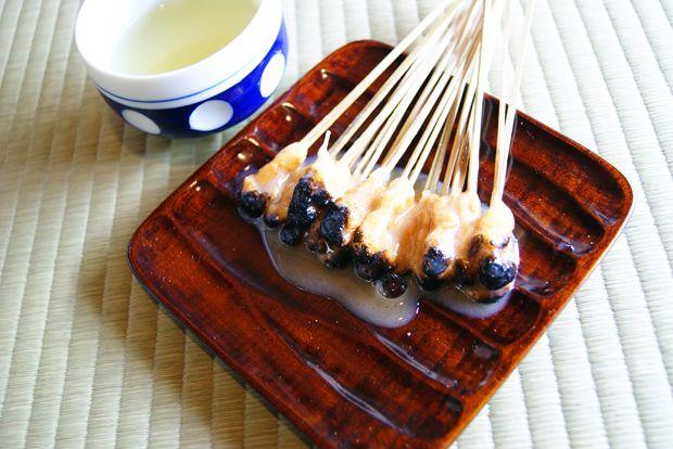 京都あぶり餅
