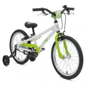 ByK E-350 Kids Bike Ninja Green
