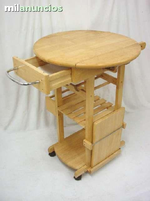 17 mejores ideas sobre cajones de la cocina en pinterest for Carrito cocina madera