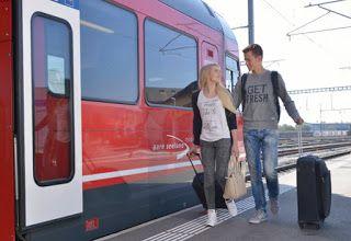 doryforos europa: Δωρεάν εισιτήριο τρένου για ταξίδια στην Ευρώπη σε...