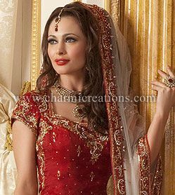 Best Bridal Lenghas Ideas On Pinterest Indian Bridal Outfits