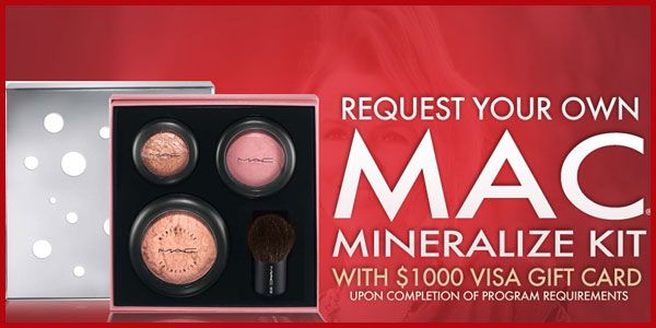 Get Your FREE MAC Mineralize Kit