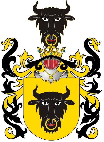 Coat of arms Wieniawa of polish noble family, variant  -  https://www.facebook.com/photo.php?fbid=1474910016114555