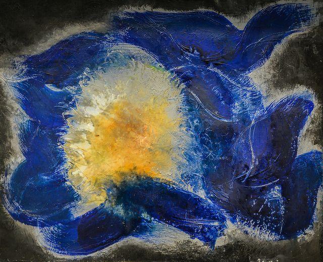 jean fautrier | Jean Fautrier - Flowers, 1928 at Städel Art Museum Frankfurt Germany