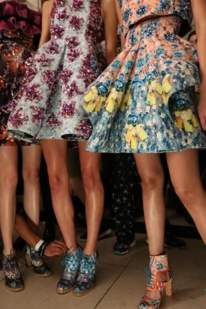 Mary Katrantzou spring/summer 2014