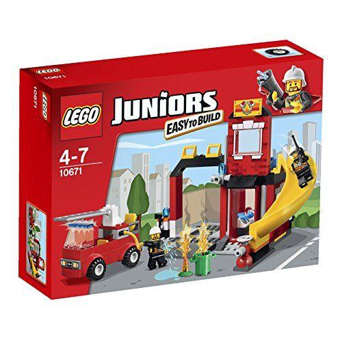 Lego Junior Fire Set 10671