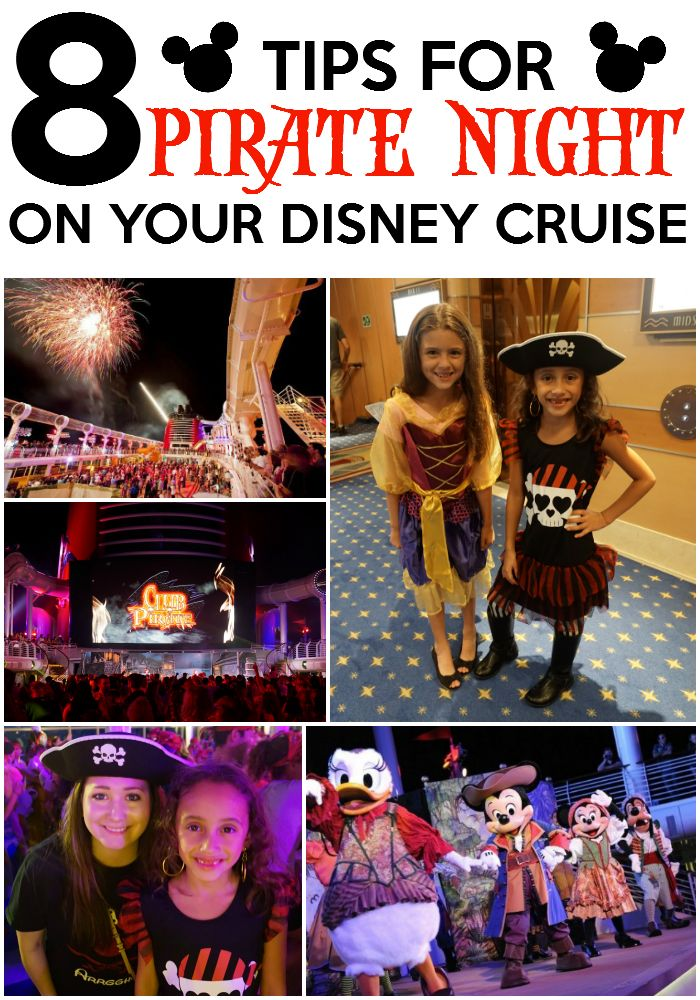 I was invited to experience the magic upon the Disney Dream Cruise courtesy of…