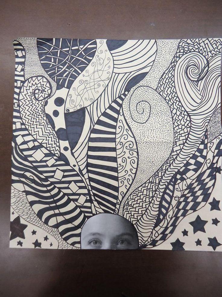 art ideas - line crazy