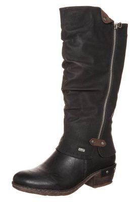 Klassiska stövlar - schwarz