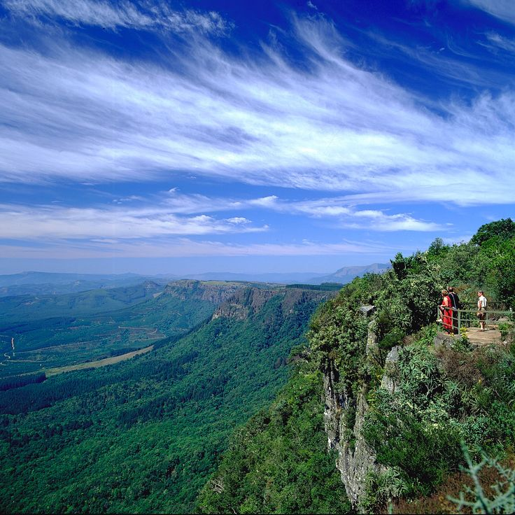 God's Window in Mpumalanga.  (www.africa-hotelguide.com)