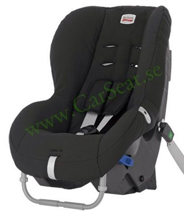 Britax Hi-Way 2 - meant to fit well in small cars