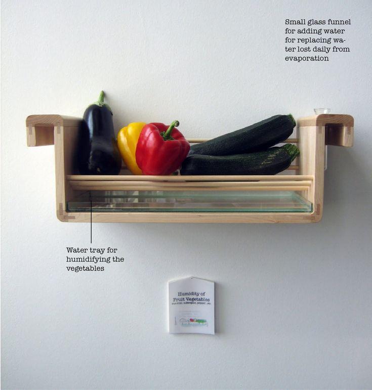 Preservar verduras sin refri