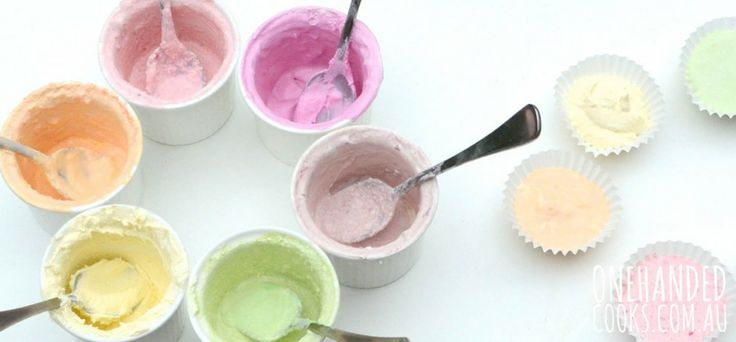 Natural Food Dye - One Handed Cooks