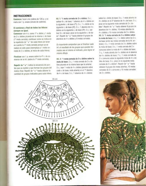 74 best Fulares, cuellos, bufandas, chal.. crochet images on ...