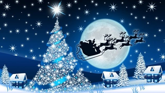 18 christmas magic desktop - photo #11