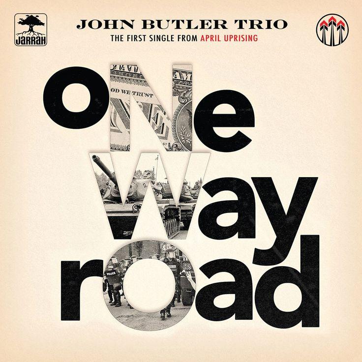 John Butler Trio - one-way-road