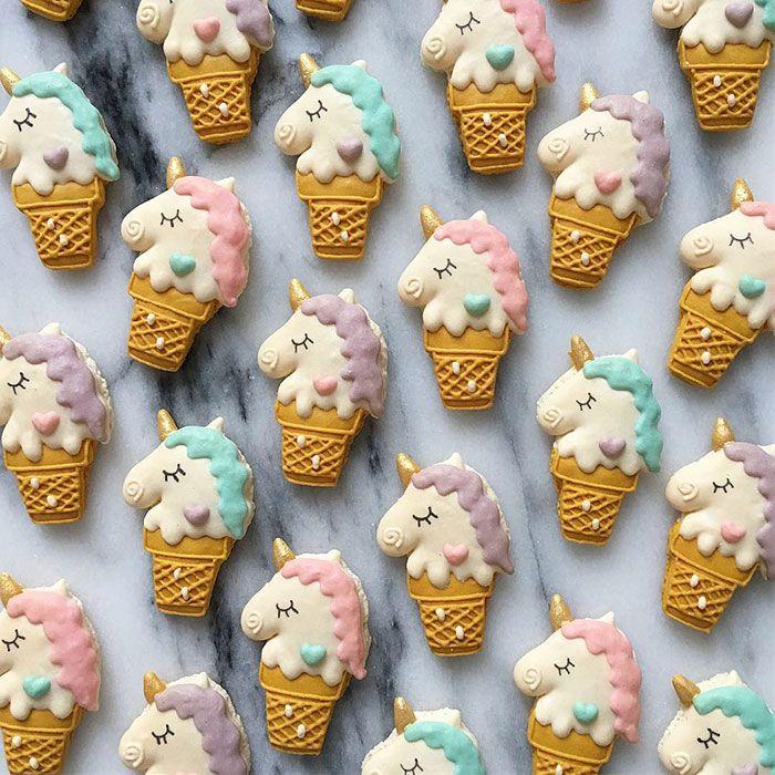 Les macarons licornes, la gourmandise magique de ce début d'année - page 4