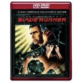 Blade Runner (Five-Disc Complete Collector's Edition) [HD DVD] (HD DVD)By Harrison Ford