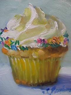 cupcake by susan jenkins