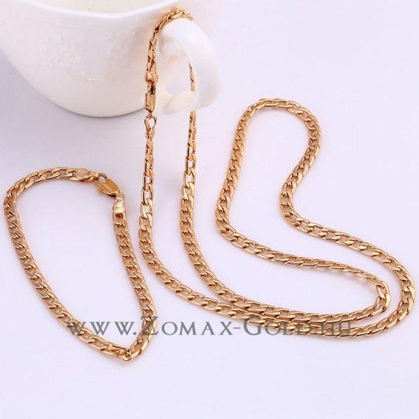 Alex szett - Zomax Gold divatékszer www.zomax-gold.hu