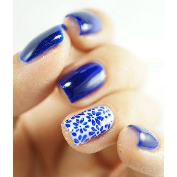 Blue nails: Όλες οι αποχρώσεις του μπλε στα νύχια