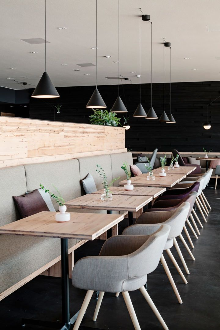 Gorgeous office restaurant design / hospitality / restaurant interior design / hospitality design / #hospitalitydesign / #hospitality / #hospitalityfurniture Find more inspiration: http://brabbucontract.com/projects