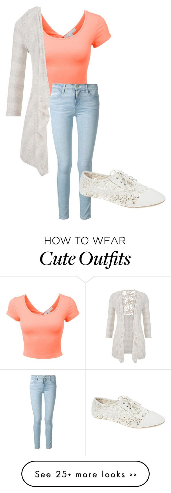 """""""Cute Outfit"""" by grier2000 on Polyvore"""